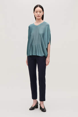 Cos Wide knitted top