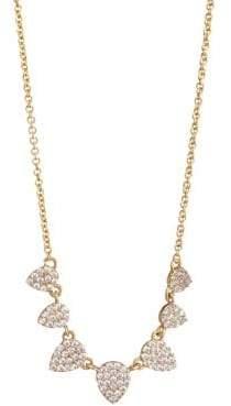 Pave Gradient Necklace
