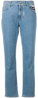 Karl Lagerfeld straight-leg jeans
