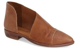 Women's Free People 'Royale' Pointy Toe Flat