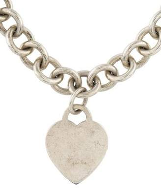 Tiffany & Co. Heart Tag Necklace