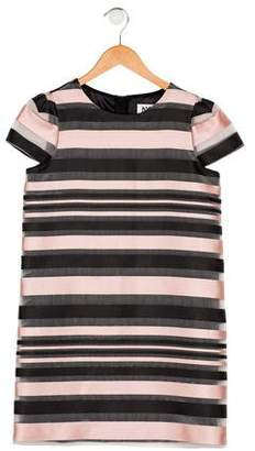 Milly Girls' Striped Shift Dress