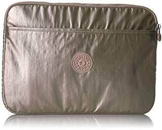 Kipling 13 Inch Metallic Laptop Sleeve Messenger Bag Bag