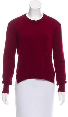 Celine Cashmere Crew Neck Sweater