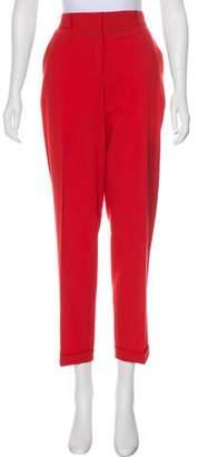 Barneys New York Barney's New York Wool Straight-Leg Pants