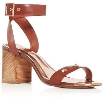 Ted Baker Women's Biah Studded Block-Heel Sandals