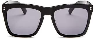 Illesteva Women's Los Feliz Square Sunglasses, 55mm