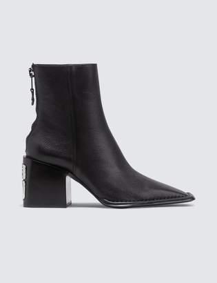 Alexander Wang Parker Grain Leather Boots
