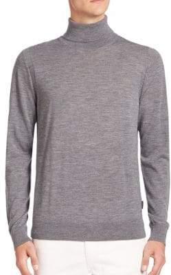 Michael Kors Merino Turtleneck Sweater