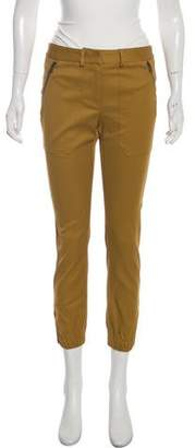 Veronica Beard Mid-Rise Cropped Pants w/ Tags