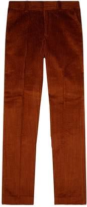 Sandro Cotton Corduroy Trousers