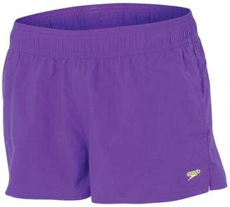 Speedo Womens Classic Water Shorts