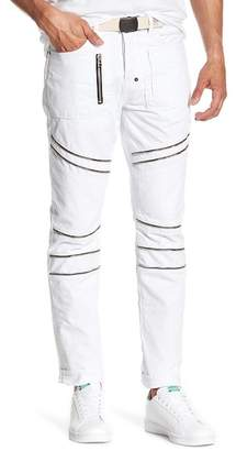 PRPS Demon Slim Fit Moto Jeans