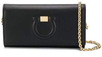 Salvatore Ferragamo Gancio City chain wallet