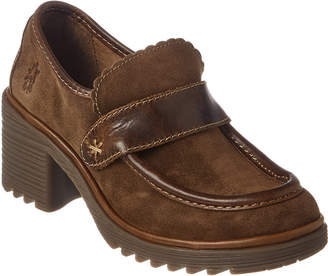 Fly London Wend Suede Loafer