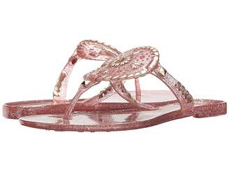 Jack Rogers Sparkle Georgica Jelly Women's Sandals