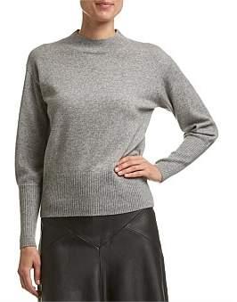 SABA Kate Crop Cashmere Knit