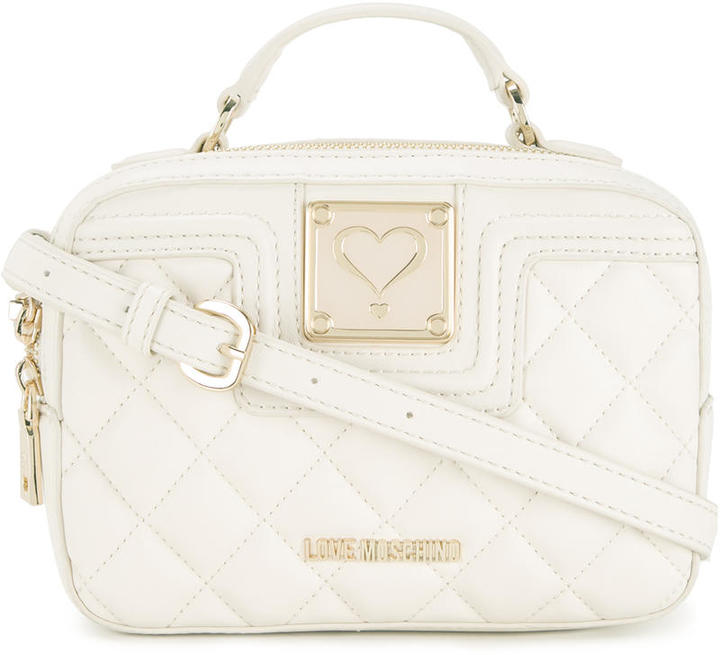 Love MoschinoLove Moschino quilted crossbody bag
