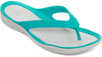 Crocs Swiftwater Womens Flip-Flops
