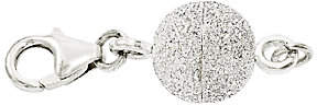 QVC Sterling Glitter Ball Magnetic Clasp