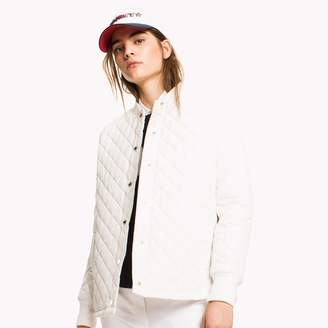 Tommy Hilfiger Quilted Bomber Jacket
