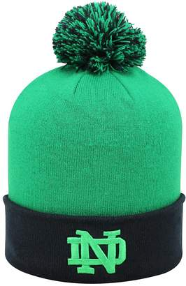 Top of the World Adult Notre Dame Fighting Irish Pom Knit Hat