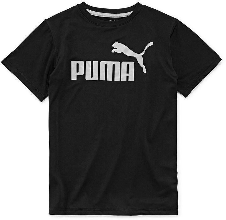PUMA Puma Short-Sleeve Graphic Tee - Boys 8-20