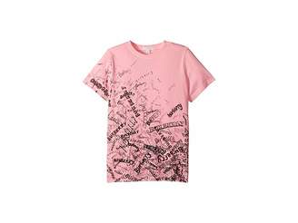 Burberry Rea Scribble Tee (Little Kids/Big Kids)