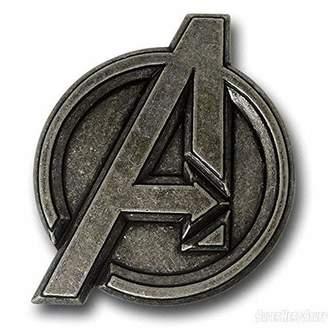Main Street 24/7 Marvel Comics AVENGERS Logo Metal BELT BUCKLE