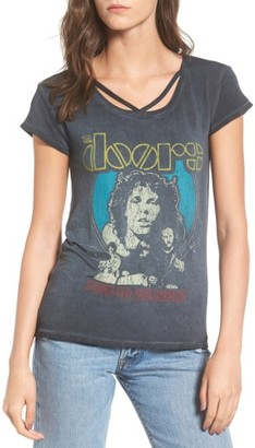 Women's Mimi Chica The Doors Graphic Tee $35 thestylecure.com