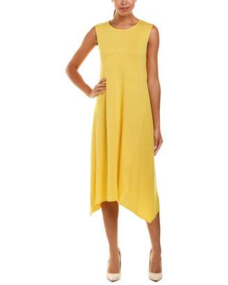 Lafayette 148 New York Romona Linen-Blend Shift Dress