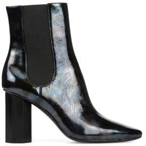Donald J Pliner Laila Shine Leather Booties