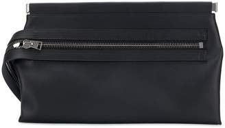 Tom Ford zip front clutch bag