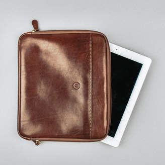 Maxwell Scott Bags Personalised Leather Case For iPad Air2 And Pro.'Luzzi'