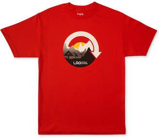 Lrg Men Valley Circle Graphic T-Shirt