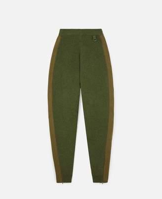Stella McCartney Khaki Knit Pants, Women's