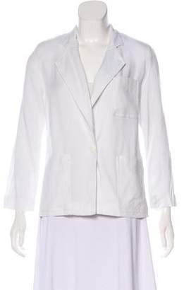 Christian Dior Long Sleeve V-Neck Jacket