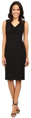 Adrianna Papell Sleeveless Bodycon Dress Women's Dress