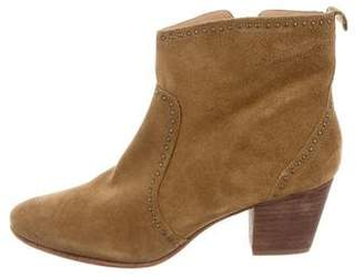 AERIN Suede Ankle Boots