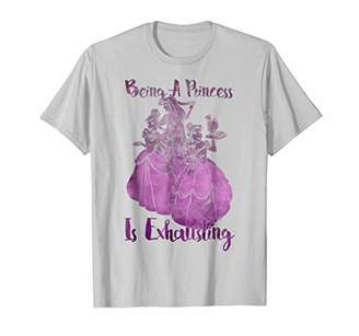 Disney Princess Exhausted Princesses Graphic T-Shirt