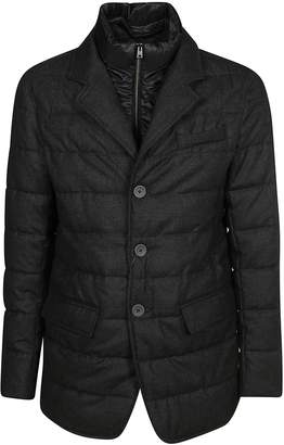 Herno Double Collared Padded Jacket