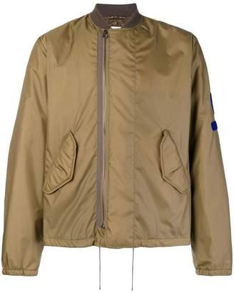 Oamc lightweight bomber jacket