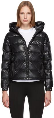 Duvetica Black Down Bellatrixdue Coat