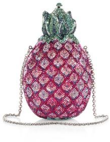 Judith Leiber Sugarloaf Pineapple Clutch $4,995 thestylecure.com