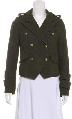 Smythe Wool Military Jacket