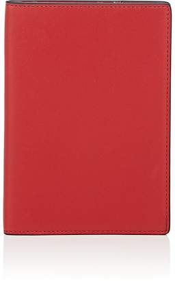 Smythson Men's Bond Leather Passport Case