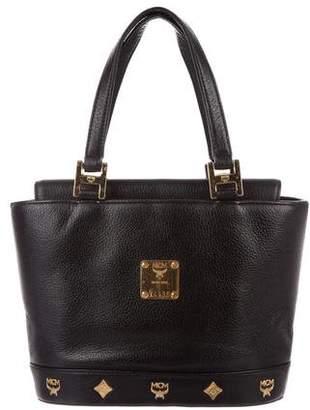 MCM Visetos Bucket Bag