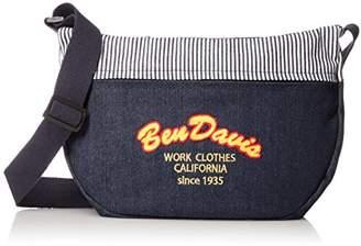 Ben Davis (ベン デイビス) - [ベンデイビス] ショルダーバッグ BD542 ブルー ブルー