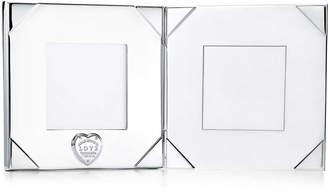 Tiffany & Co. Return to TiffanyTM Love keepsake hinged frame in sterling silver