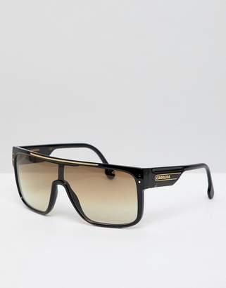 Carrera pilot sunglasses in black